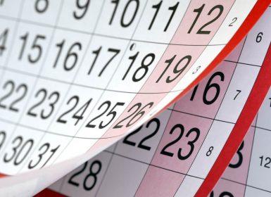 Feriados 2019: confira os dias de folga que você terá neste ano