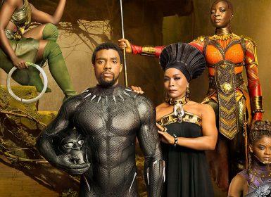 PANTERA NEGRA: filme mais representativo da Marvel tem boas atuações e temáticas