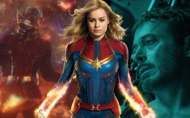 CAPITÃ MARVEL: como o filme se conecta com Vingadores: Ultimato?
