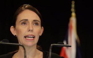 ATAQUES A TIROS - Jacinda Ardern, primeira-ministra da Nova Zelândia
