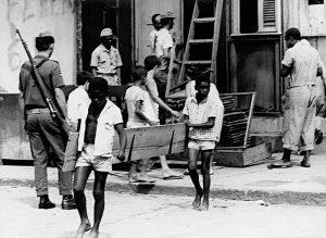 Ditadura Militar - população rural foi para as cidades