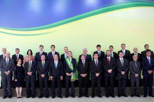 100 dias de Governo Bolsonaro: Ministros do Governo Bolsonaro