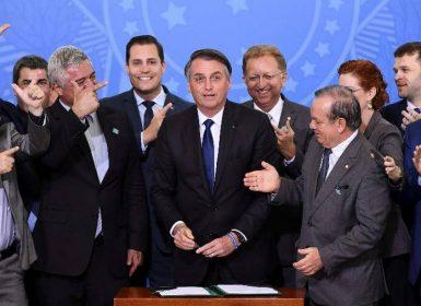 Porte de Arma: novo decreto do presidente divide o governo