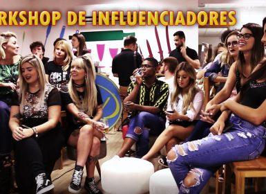 Ombrelo promove workshop de Influenciadores