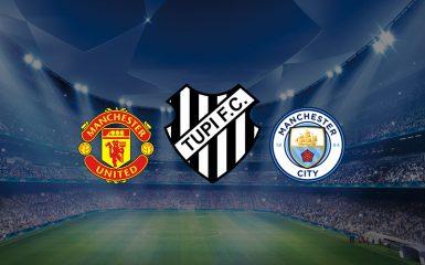 5 provas de que o Tupi é maior do que Manchester United e Manchester City