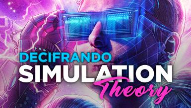 Decifrando a capa de Simulation Theory, da banda Muse