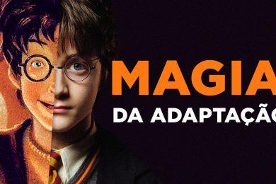 Harry Potter e a Criação Visual de um Mundo Mágico