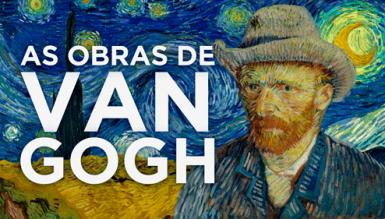 Onde estão as obras de Van Gogh?